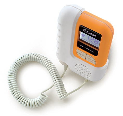 DS120A-Portable Doppler fetal favorite